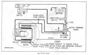 stovebolt tech tip delay windshield wipers 1974 wiper diagram