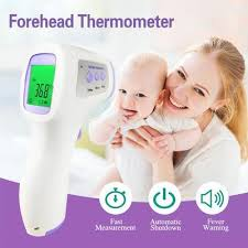 Tanya Non-Contact <b>Forehead Thermometer Digital Infrared</b> Body ...