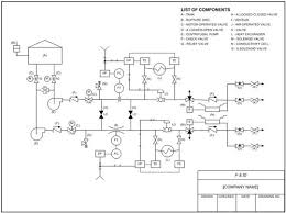 best images of engineering flow diagrams   chemical plant    piping and instrumentation diagram