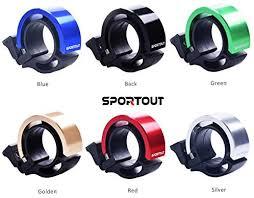 Sportout <b>Mini Aluminum Alloy</b> Innovative Bike Bell Bike Ring with ...