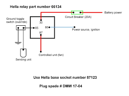 30 amp relay wiring diagram electric fan meetcolab 30 amp relay wiring diagram electric fan any four position relay