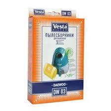 DW 03 <b>Комплект пылесборников Vesta filter</b> УЦЕНКА (3671046 ...