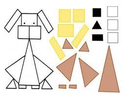 Resultado de imagen de animales geométricos