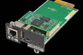 Гигабитная карта сетевого управления <b>Eaton</b>