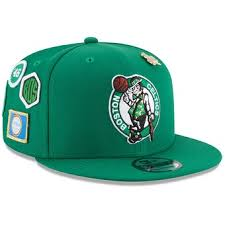 <b>Men's New</b> Era Green Boston Celtics <b>2019</b>/20 Earned Edition <b>Plaid</b> ...