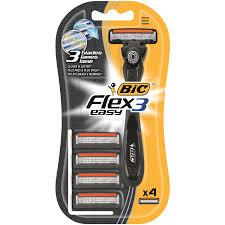 <b>Бритва</b> Bic FlexX&Easy блистер 1 + 4 <b>картриджа</b> купить по цене ...
