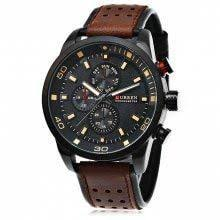 <b>CURREN 8250 Casual</b> Men Quartz Watch | Watches for men ...