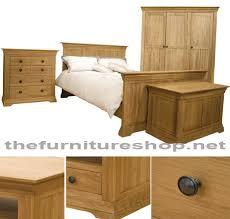 rustic french oak bedroom furniture