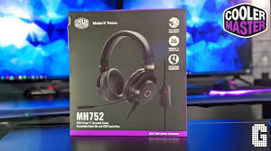 Best Gaming <b>Headset</b> Under $100! : <b>Cooler Master</b> MH752 - YouTube