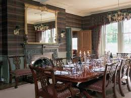 Dining Room Feature Wall Dining Room Wall Paper Wallpaper Feature Wall Living Room Feature