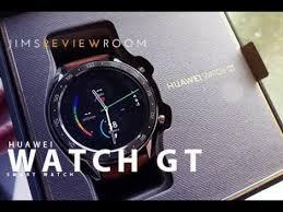 <b>Huawei Watch GT</b> - Smartwatch REVIEW - YouTube