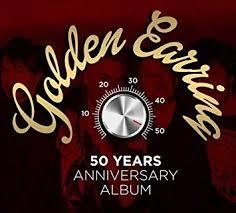 <b>GOLDEN EARRING</b> - <b>50</b> Years Anniversary Album (4CD+DVD Pal ...