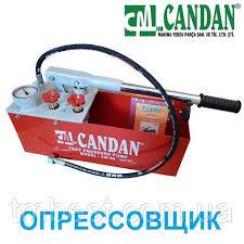 <b>Ручной опрессовщик</b> (тест-помпа) <b>Candan CM</b>-<b>60</b>, цена 4140 грн ...