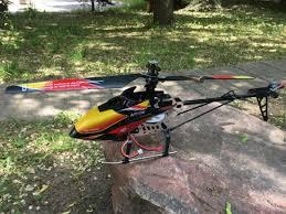 <b>Радиоуправляемый вертолет WL</b> Toys Sky Leader V913 70 см с ...
