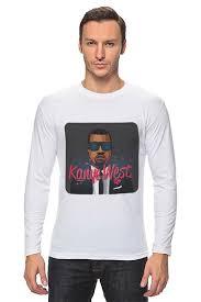 <b>Лонгслив</b> Kanye West #664860 от mrmaximus по цене 802 руб. в ...