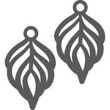 <b>Silhouette</b> Design Store - New Designs | Кожаные <b>серьги</b>, <b>Серьги</b> ...