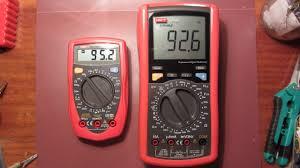 Карманный цифровой <b>мультиметр UNI</b>-<b>T</b> UTM 133C (UT33C ...
