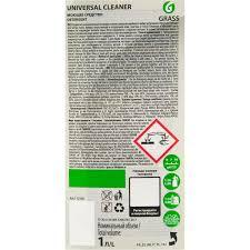 <b>Очиститель</b> поверхностей <b>Grass</b> Universal Cleaner, 1 л в Пензе ...
