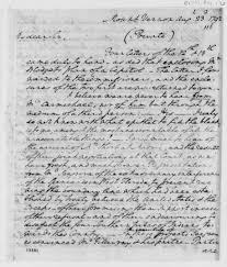 the thomas jefferson papers at the library of congress george washington to thomas jefferson 23 1792