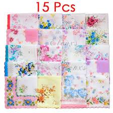 Hot Sale #d672 - 5/<b>10/15</b> Pcs <b>Cotton</b> Gauze Muslin Square Lovely ...