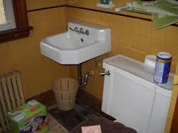 lost item bathroom sink