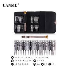 <b>UANME 25 in</b> 1 Precision Screwdriver Set Repair Tools Kit for ...