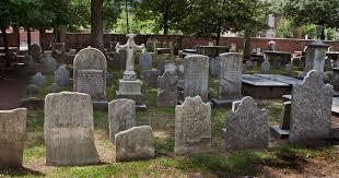 Christ Church <b>Burial Ground</b> — Visit Philadelphia