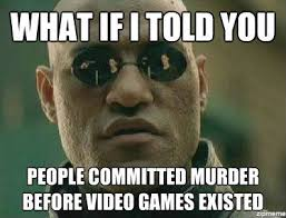 Should Violent Video Games Be Banned in Public Places? via Relatably.com