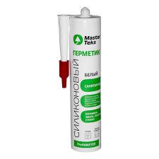 Купите <b>MasterTeks</b> PM <b>герметик силиконовый санитарный</b> 290 ...