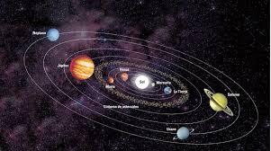 Resultado de imagen de La fuerza de gravedad mantiene unidos a los planetas y a las galaxias