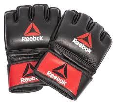 Тренировочные <b>перчатки REEBOK MMA</b> Glove для MMA ...