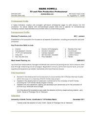 acting  resume  one page resume examples for professional and    one page resume examples for professional and entrepreneur profile with film experience resume sample
