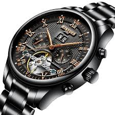 <b>KINYUED</b> JYD-J012 Working Sub-dial Automatic <b>Mechanical Watch</b> ...
