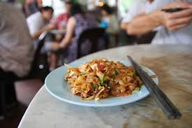 Char koay teow  Siam Rd  Penang