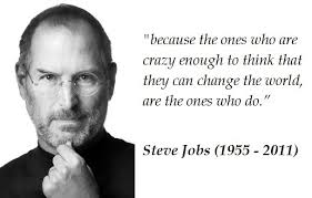 Steve Jobs on Pinterest | Focus Quotes, Quote and Change The Worlds via Relatably.com