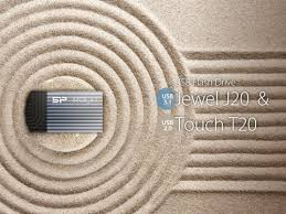 <b>Jewel</b> J20_ ЮСБ- <b>накопитель</b> 2.0 - <b>Silicon Power</b>