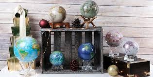 Декоративные <b>глобусы MOVA GLOBE</b> – художественное ...