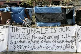 """Résultat de recherche d'images pour """"la jungle calais"""""""