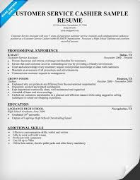 sample resume for cashier example 3 sample resume for cashier position