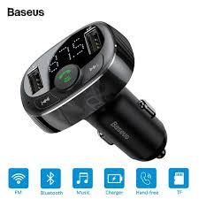 <b>Car Bluetooth</b> Aux Modulator with Dual <b>USB Charger</b> | <b>Car bluetooth</b> ...