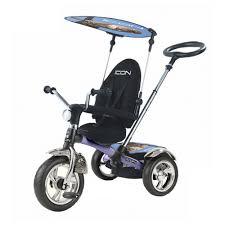 <b>Трехколесный велосипед</b> RT <b>ICON 3</b> Silver Blue Puma — купить ...