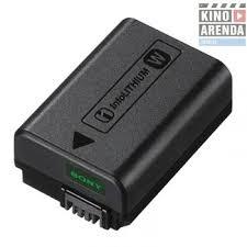 Аренда <b>Аккумуляторы</b>, элементы питания <b>Sony NP</b>-<b>FW50</b> ...