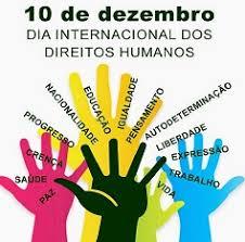 Resultado de imagem para dia internacional dos direitos humanos