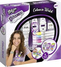 <b>Набор для творчества Totum</b> Color In Watch, 050013 — купить в ...