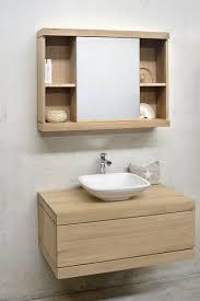 bathroom decoration mounted wall teak interesting prodotti natural wooden teak wall mounted vanity
