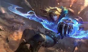 <b>Ezreal</b>, the Prodigal Explorer - League of Legends