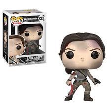 <b>Funko Pop</b>! Games: <b>Tomb Raider</b> - <b>Lara Croft Vinyl</b> Figure | Toys R ...
