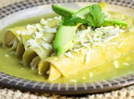 Image result for enchiladas verdes