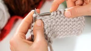 How to Do a Basic <b>Knitting</b> Stitch | <b>Knitting</b> - YouTube