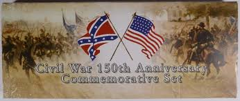 Image result for Civil War 150th Anniversary Commemoration